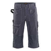 1606 Short - a work short with kneepad pockets