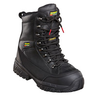 Ultimate safety boot - first class protection with taped seams