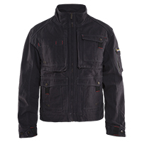 Canvas Jacket – combines durability, functionality & design